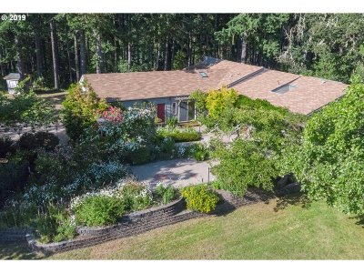 Eugene Single Family Home For Sale: 30316 Fox Hollow Rd