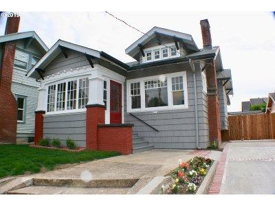 Portland Single Family Home For Sale: 6016 NE Sandy Blvd