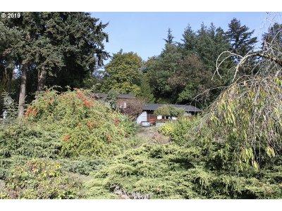 Clark County Single Family Home For Sale: 6100 E Evergreen Blvd