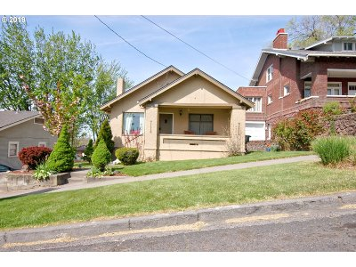 Pendleton Single Family Home For Sale: 215 NW 11th St