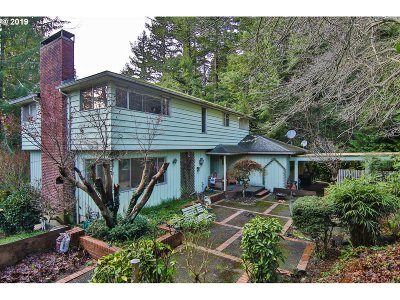 Coos Bay Single Family Home For Sale: 1893 Kingwood Ave