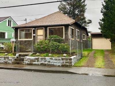 Seaside Single Family Home For Sale: 731 12th Ave