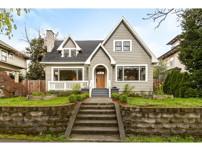 Portland Single Family Home For Sale: 5609 N Commercial Ave
