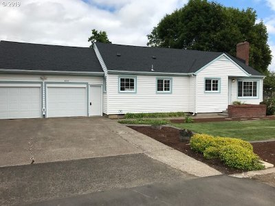 Eugene Single Family Home For Sale: 4027 Concord St