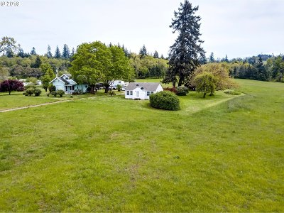 Eugene Single Family Home For Sale: 29000 Crow Rd