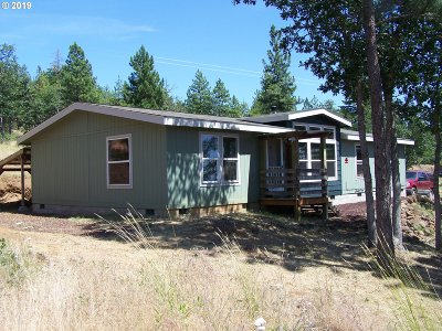 Goldendale Single Family Home For Sale: 69 Satus Loop Rd