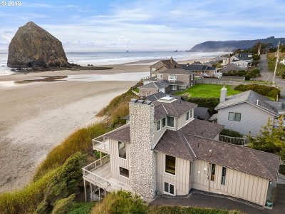 Cannon Beach Single Family Home For Sale: 1964 Pacific St