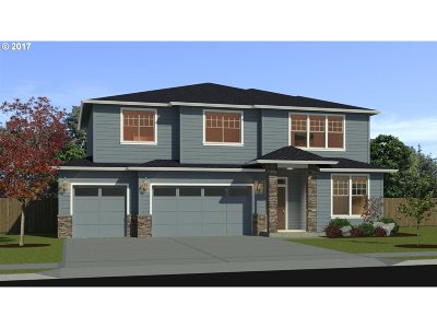 Oregon City Single Family Home For Sale: 16209 Wright Flyer Ln #Lot38