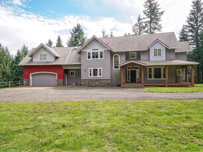 North Plains Single Family Home Bumpable Buyer: 32480 NW Shipley Rd