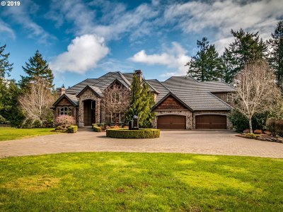West Linn Single Family Home For Sale: 27530 SW Petes Mountain Rd