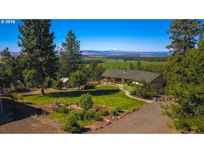 Goldendale Single Family Home For Sale: 752 Pine Forest Rd