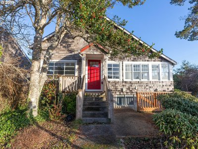 Single Family Home For Sale: 911 N Franklin