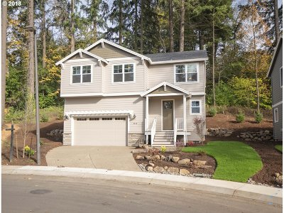 Lake Oswego Single Family Home For Sale: 6447 Frost St