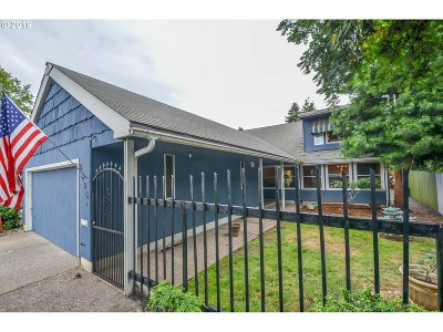 Single Family Home For Sale: 4636 SE 33rd Pl