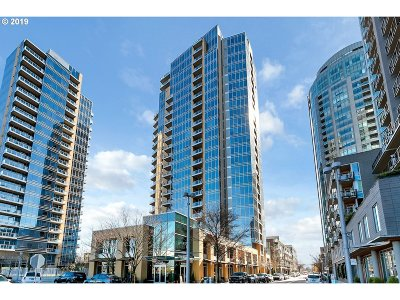 Portland Condo/Townhouse For Sale: 3570 SW River Pkwy #1503