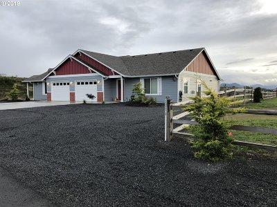 Warrenton Single Family Home For Sale: 33371 Dorymen Ln