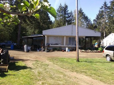 Sutherlin Single Family Home For Sale: 16397 Nonpareil Rd