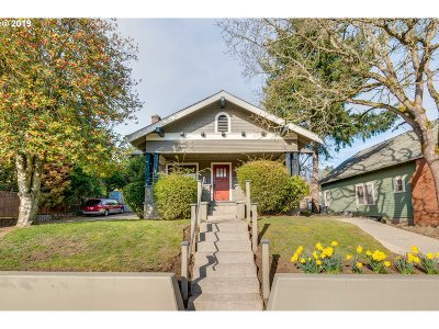 Salem Single Family Home For Sale: 1885 Commercial St