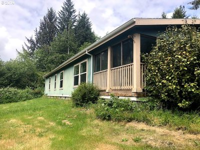 Nehalem Single Family Home For Sale: 36195 Hwy 53