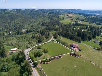 Portland Residential Lots & Land For Sale: 12615 NW Skyline Blvd