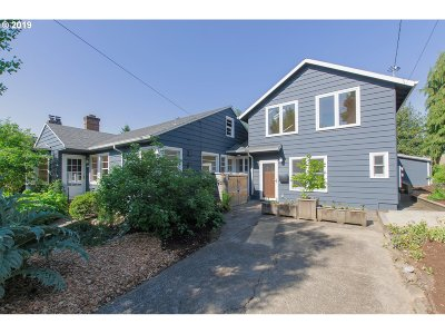Single Family Home For Sale: 2329 SE 59th Ave