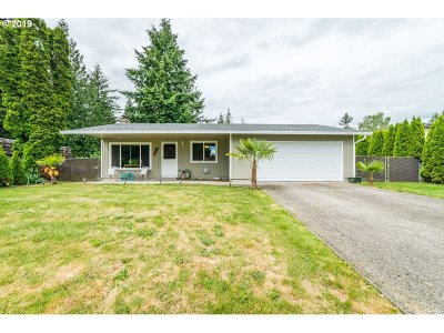 Vancouver Single Family Home For Sale: 15504 NE 24th St