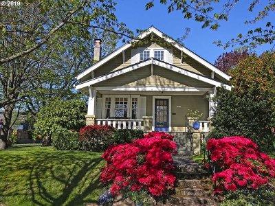 Portland Single Family Home For Sale: 3907 N Massachusetts Ave