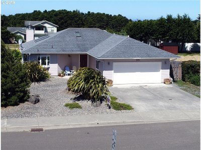 Bandon Single Family Home For Sale: 2976 Lincoln Ave SW