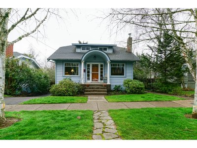 Salem Single Family Home For Sale: 2156 Church St SE