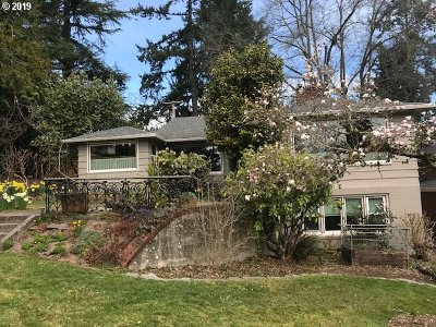 Eugene Single Family Home For Sale: 75 W 22nd Ave