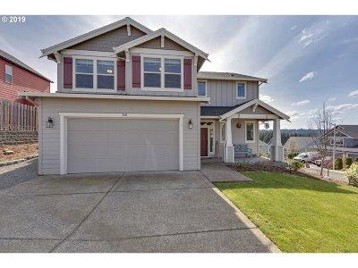 Estacada Single Family Home For Sale: 960 Cascadia Ridge Dr