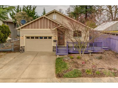 McMinnville Single Family Home For Sale: 529 NW 13th St