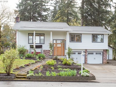 Single Family Home For Sale: 9609 NE 114th Ave