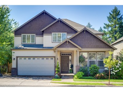 Wilsonville Single Family Home For Sale: 7360 SW Bouchaine Ct