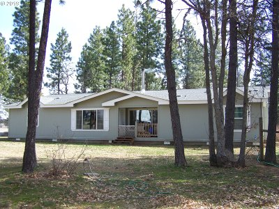 Goldendale Single Family Home For Sale: 250 W Winterstein Rd