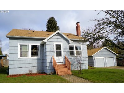 Gresham Single Family Home For Sale: 933 W Powell Blvd