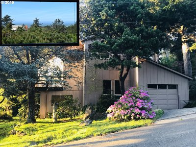 Gold Beach Single Family Home For Sale: 94345 Coldiron Hill Rd