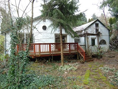 Estacada Single Family Home For Sale: 455 SE 4th Ave