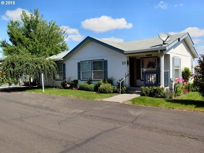 Pendleton Single Family Home For Sale: 2600 SW Goodwin Ave 23