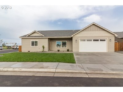 Umatilla County Single Family Home For Sale: 1709 SW 9th St