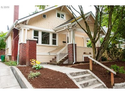Single Family Home For Sale: 1612 SE 46th Ave