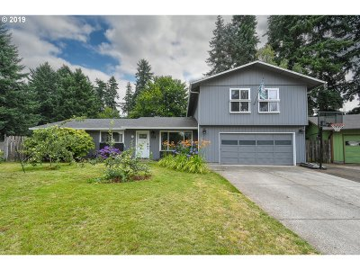 Vancouver Single Family Home For Sale: 6205 NE 96th Ave