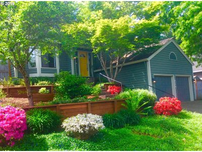 Portland Single Family Home For Sale: 6774 SW Alden St
