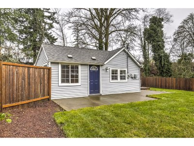 Hillsboro, Cornelius, Forest Grove Single Family Home For Sale: 2185 NW Glencoe Rd
