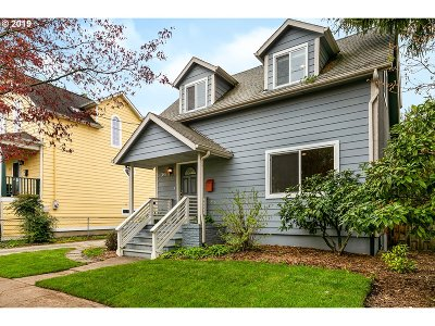 Single Family Home For Sale: 3811 NE 14th Ave