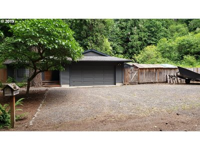 Eagle Creek OR Single Family Home For Sale: $330,000