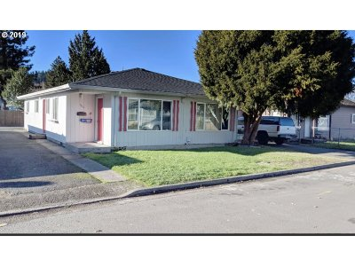Cowlitz County Multi Family Home Bumpable Buyer: 1115 N 4th Ave