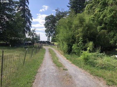 Molalla Residential Lots & Land For Sale: S Macksburg Rd