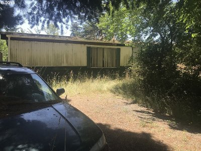 Bandon Single Family Home For Sale: 1160 5th St