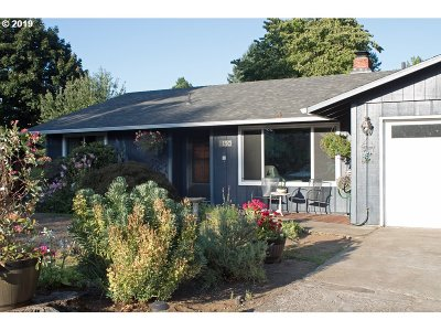 Canby Single Family Home Pending: 130 NE 12th Ave